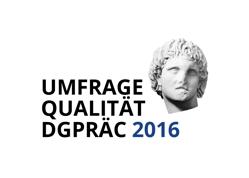 Siegel DGPRÄC-Umfrage 2016